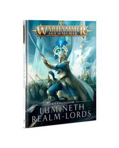 Warhammer - Age Of Sigmar - Battletome: Lumineth Realm-Lords Hb Eng