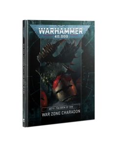 Warhammer 40K  - War Zone Charadon – Act II: The Book of Fire
