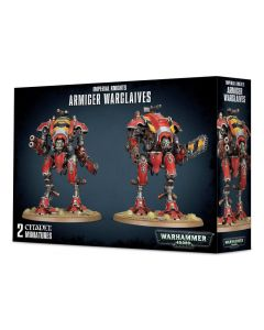 Warhammer 40,000 -- Imperial Knights - Armiger Warglaives