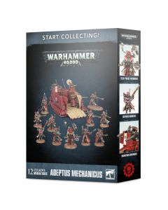 Warhammer 40,000 -- Start Collecting! Adeptus Mechanicus