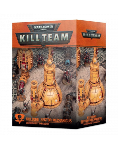 Warhammer Kill Team: Killzone: Sector Mechanicus