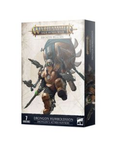 Warhammer - Age Of Sigmar - Broken Realms: Drongon'S Aether-Runners