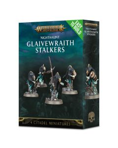 Warhammer Age Of Sigmar - Easy to Build Glaivewraith Stalkers - GW-71-10