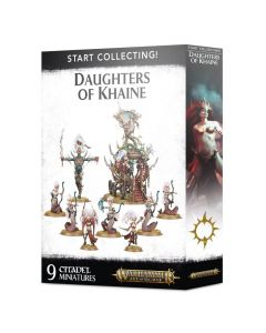 Warhammer Age Of Sigmar - Start Collecting! Daughters of Khaine - GW-70-61