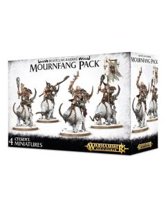 AOS - Beastclaw Raiders - Mournfang Pack