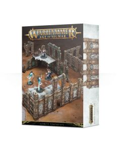 Warhammer Age Of Sigmar - Scenery - Azyrite Townscape