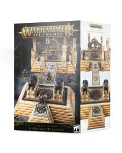 Age Of Sigmar - Dominion of Sigmar: Penumbral Stormvault - GW-64-88