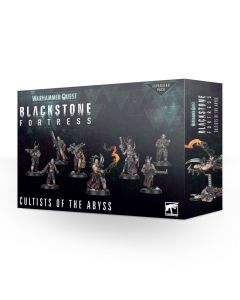 Warhammer Quest Blackstone Fortress: Cultists of the Abyss - GW-BF-07