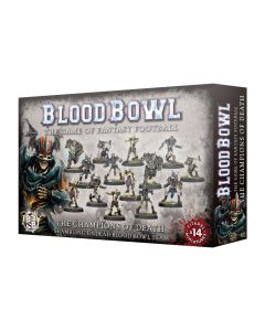 The Champions of Death - Shambling Undead Blood Bowl Team - GW-200-62