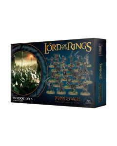 The Lord of the Rings - Middle Earth Strategy Battle Game -- Mordor Orcs