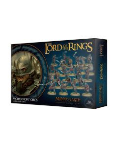 The Lord of the Rings - Middle Earth Strategy Battle Game -- Morannon Orcs