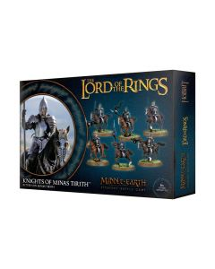 The Lord of the Rings - Middle Earth Strategy Battle Game -- Knights of Minas Tirith