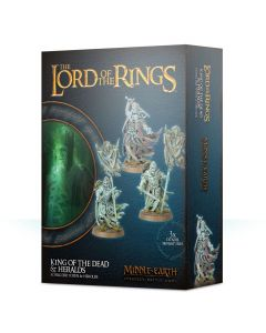 Warhammer Lord Of The Rings - King of the Dead & Heralds - GW-30-46