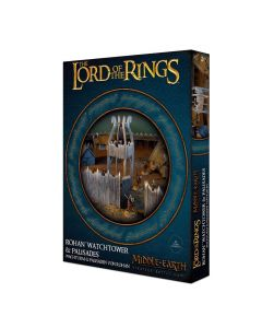 Warhammer Middle Earth: Rohan Watchtower & Palisades