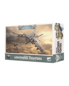 Warhammer 40,000 -- Aeronautica Imperialis: Imperial Navy Lightning Fighters