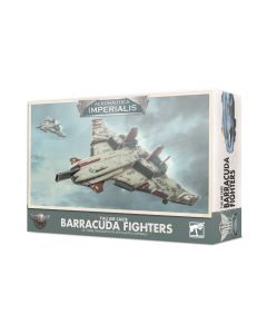 Warhammer 40,000 Aeronautica Imperialis: T'au Air Caste Barracuda Fighters