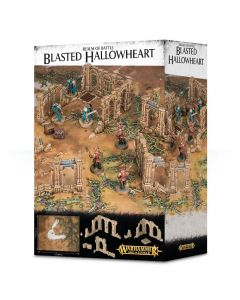 Age Of Sigmar -- Realm of Battle: Blasted Hallowheart