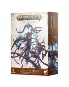 AOS - Broken Realms: Luxion and Vresca – The Exquisite Pursuit