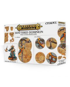 Warhammer - AOS: Shattered Dominion: 65 & 40Mm Round - GW-66-97