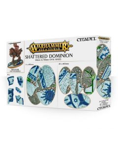 Warhammer - AOS: Shattered Dominion: 60 & 90Mm Oval - GW-66-98