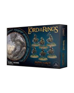Middle Earth  The Lord Of The Rings: Warg Riders - GW-30-37