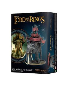 Middle Earth  Lord Of The Rings: War Mumak Of Harad - GW-30-24