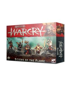 Warhammer - Warcry: Scions of the Flame - GW-111-27