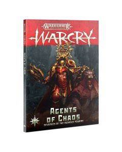 Warhammer - Warcry: Agents of Chaos (English) - GW-111-40