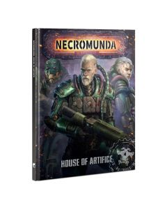 Necromunda - Necromunda: House of Artifice - GW-300-56