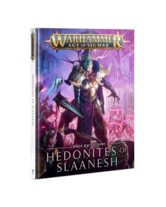 Warhammer - Age Of Sigmar - Battletome: Hedonites Of Slaanesh (Eng)