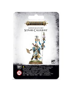 Warhammer - Age Of Sigmar - Lumineth Realm-Lords Scinari Calligrave