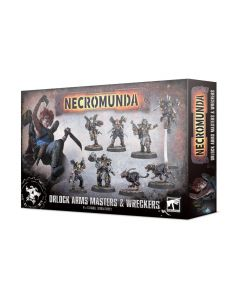 Necromunda - Orlock Arms Masters and Wreckers - GW-300-70