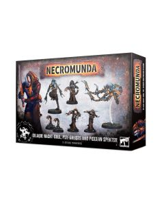 Necromunda - Delaque Nacht-Ghul And Psy-Gheists