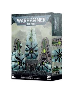 Warhammer 40,000 - Necrons - Convergence of Dominion - GW-49-25