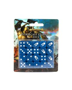 Age Of Sigmar - Age Of Sigmar: Stormcast Eternals Dice