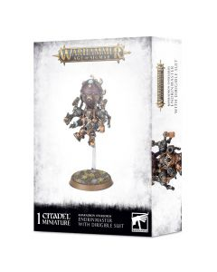 Warhammer - Age Of Sigmar - Endrinmaster with Dirigible Suit