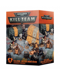 Warhammer Kill Team: Killzone: Munitorum Hub