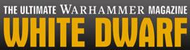 Warhammer White Dwarf Magazine