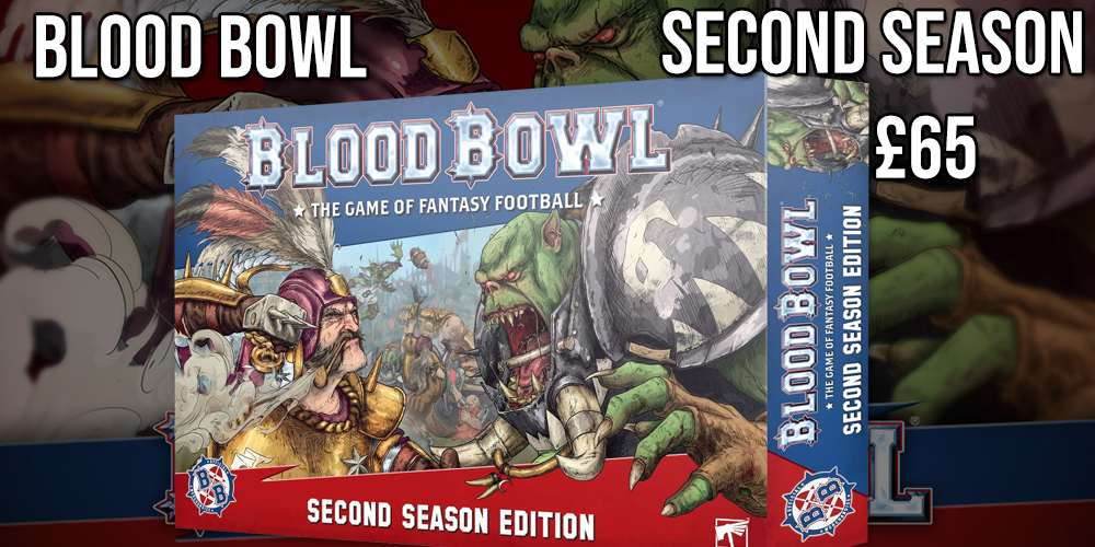 Bloodbowl Season 2