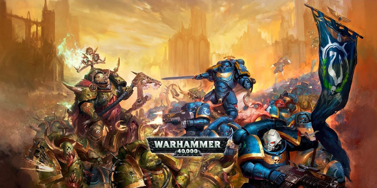 Games Workshop Warhammer 40,000